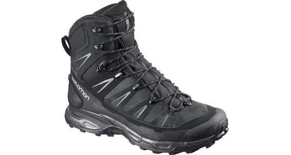 Salomon X Ultra Trek GTX Trekking Shoes Men black/black/autobahn
